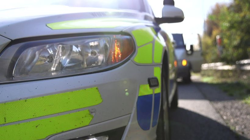 Police crackdown on uninsured M25 drivers