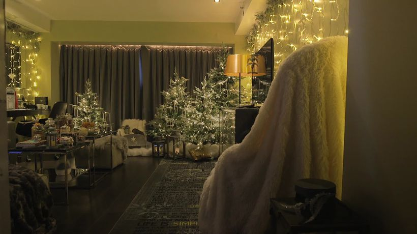 London hotel opens the 'ultimate Christmas suite'