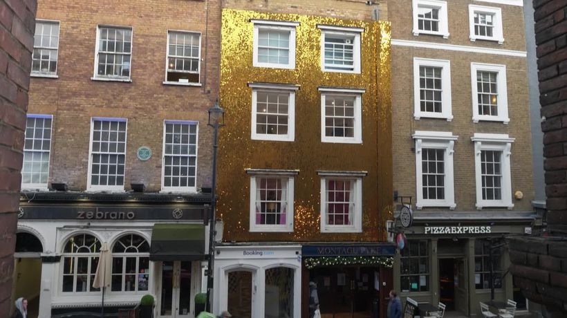 House of Sparkle opens its doors for glitter-loving customers