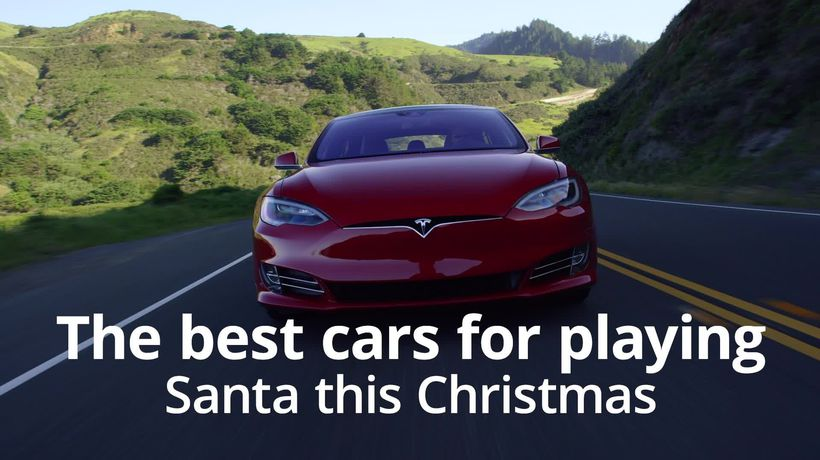 The best cars for playing Santa this Christmas