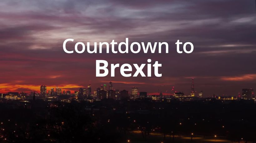 Countdown to Brexit: 104 days until Britain leaves the EU