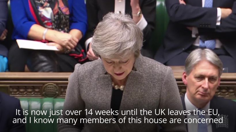 Theresa May: Second referendum could damage integrity of British politics