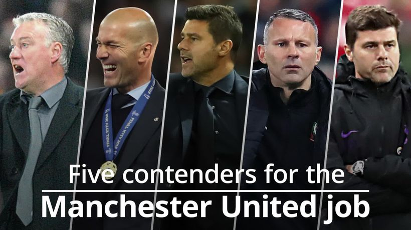 Five contenders for Manchester United job