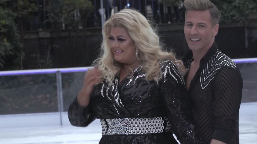 Dancing on Ice's Gemma Collins: I will become Beyonce on ice