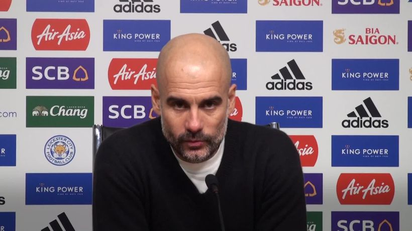 Pep Guardiola offers sympathy to Jose Mourinho