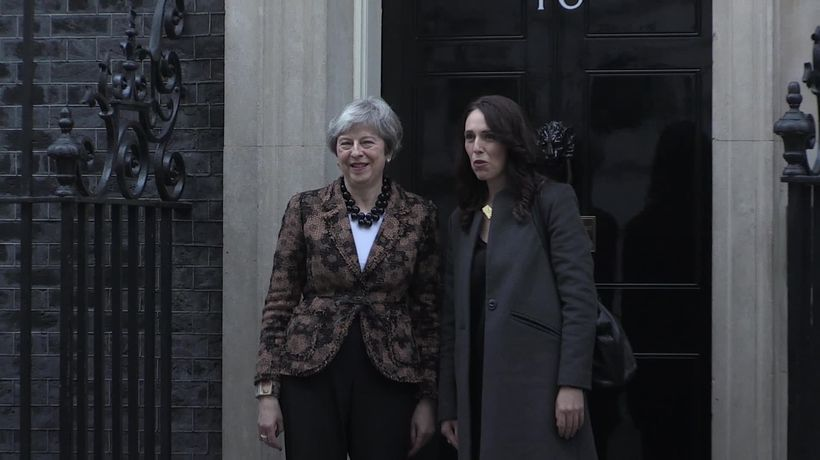 New Zealand PM: No-deal Brexit would be 'very difficult'