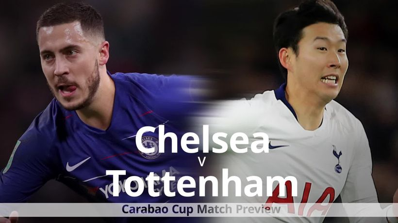 Carabao Cup preview: Chelsea v Tottenham