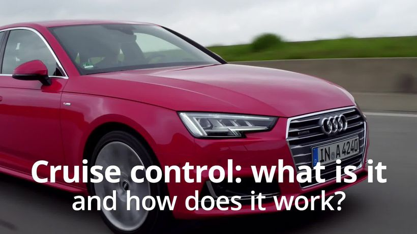 Cruise control: what it is and how it works