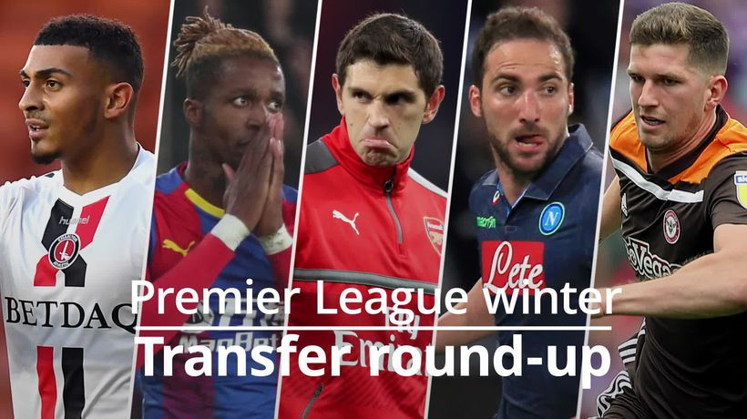 Premier League transfer round-up: Higuain signs for Chelsea