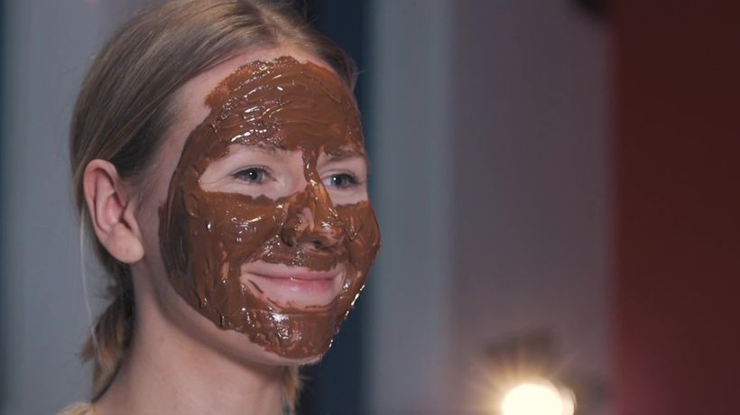 World Nutella Day: The 'royal' face mask