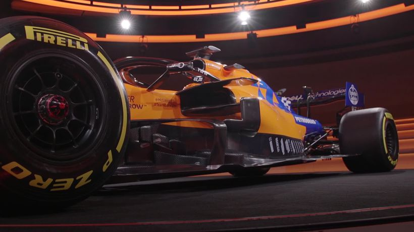 McLaren launch new car for 2019 season