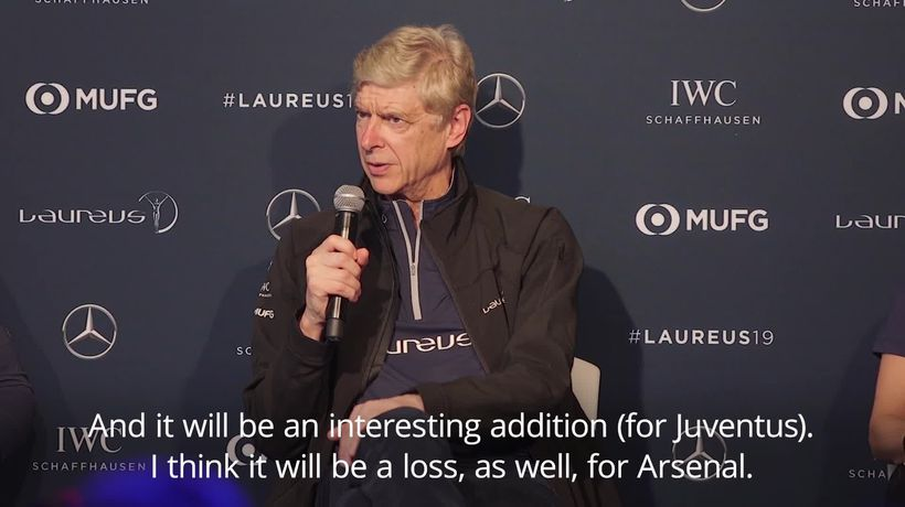 Arsene Wenger: Ramsey will be a loss for Arsenal