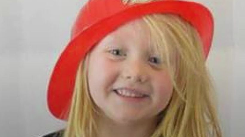 Teenager found guilty of murdering six-year-old Alisha MacPhail