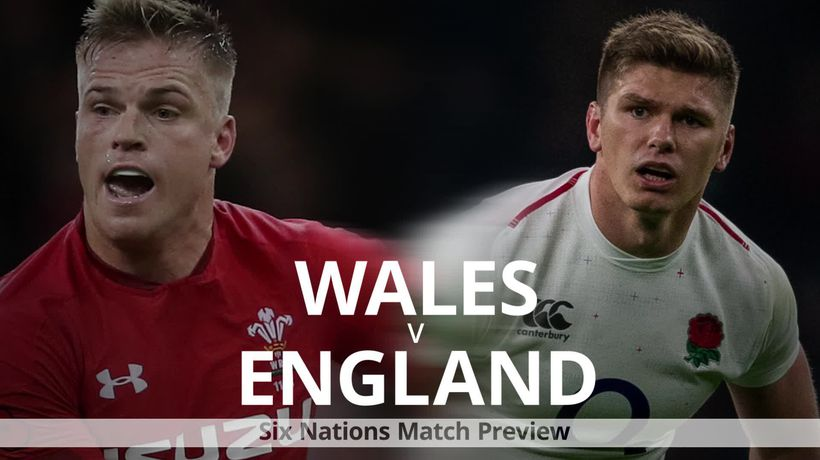 Wales v England: Six Nations match preview