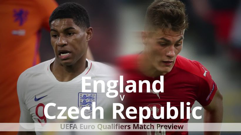 England v Czech Republic match preview