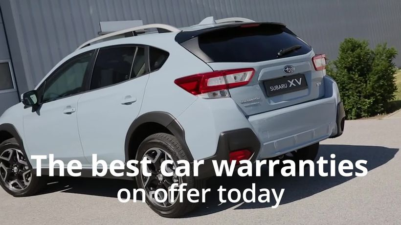 The best car warranties on offer today