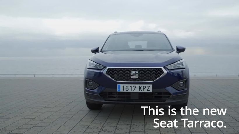 This is the new Seat Tarraco