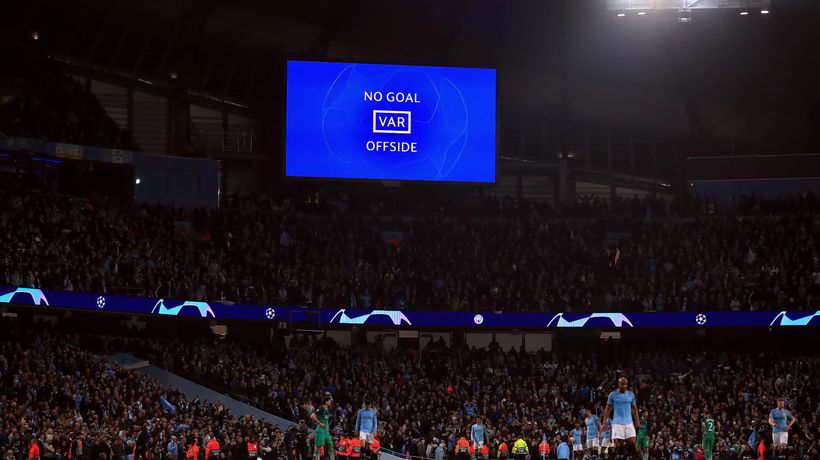 Pep Guardiola in support of VAR despite Champions League exit