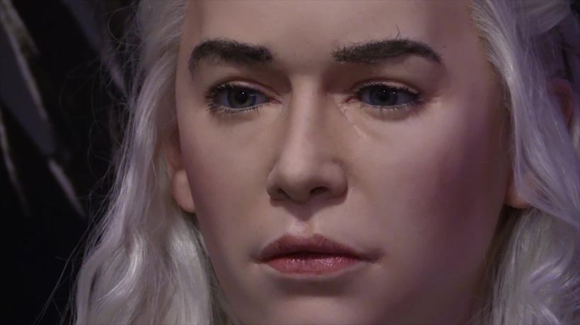 Game Of Thrones: Daenerys Targaryen waxwork unveiled in Dublin museum