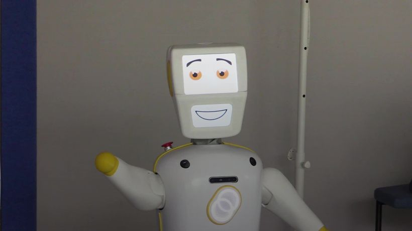 Irish university develops robot to battle loneliness
