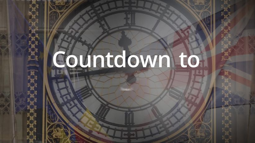 Countdown to Brexit: 165 days until Britain leaves the EU