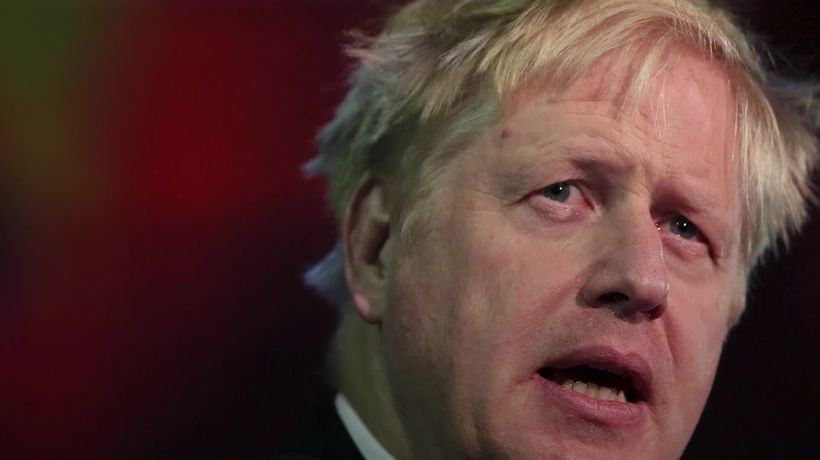 Tory leadership race: Boris Johnson