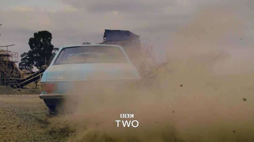 Fredde Flintoff and Paddy McGuinness in new Top Gear trailer