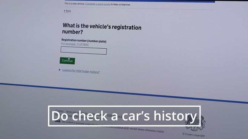 Buying a car online - the dos and don'ts of