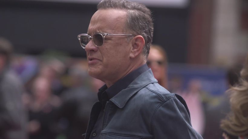 Tom Hanks: Finishing Toy Story 4 took me back in time