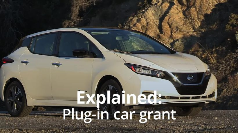Explained: Plug-in car grant
