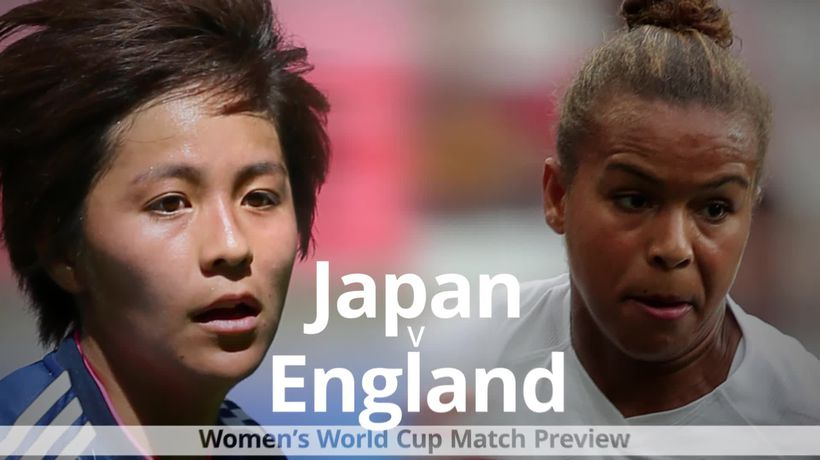 Women's World Cup: Japan v England match preview