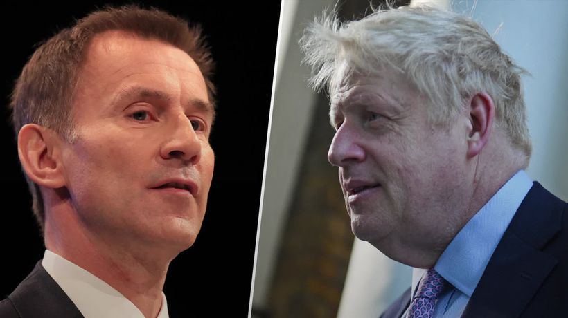 Tory leadership race: Who are the final two?