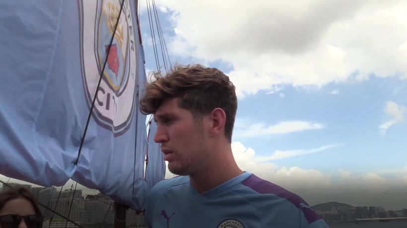 John Stones determined to 'put right' England woes