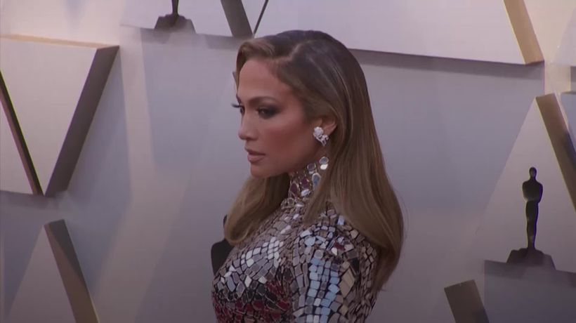 Jennifer Lopez celebrates 50th birthday