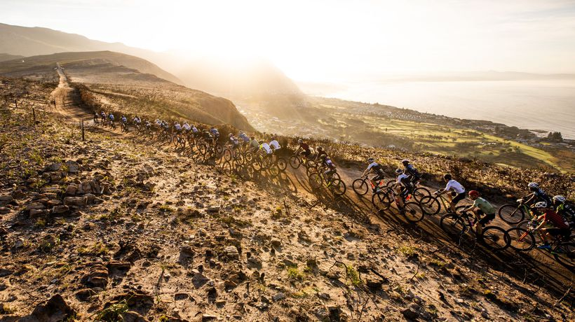 'The Tour de France of mountain biking' - Absa Cape Epic 2020
