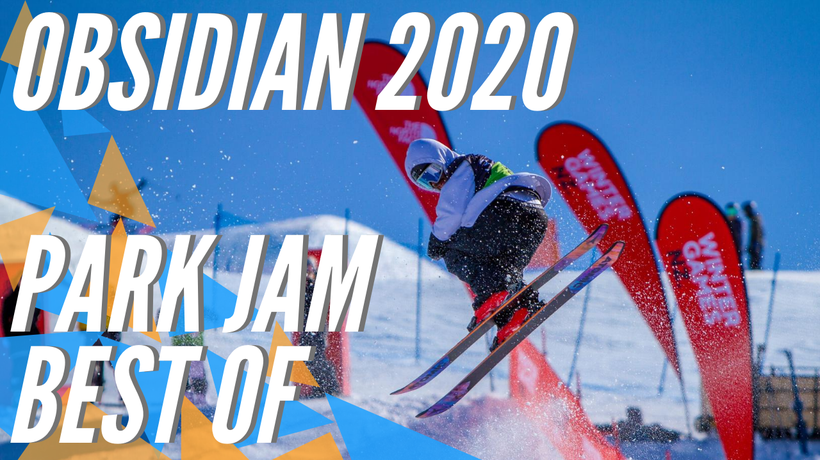Highlights of the Obsidian 2020 Park Jam | Winter Games NZ