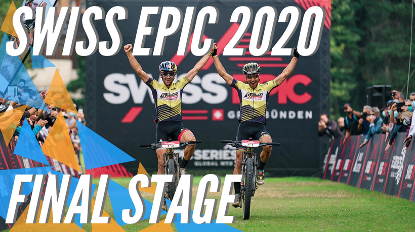 Dominant duos celebrate victory at Swiss Epic 2020