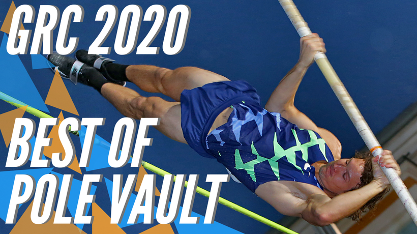 Spectacular Pole Vault competition in front of historic atmosphere | Golden Roof Challenge 2020