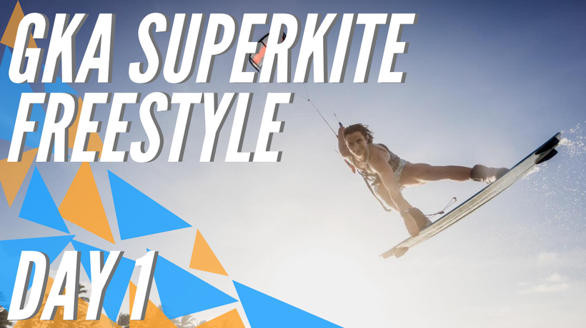 Welcome to the GKA Freestyle Super-Grand Slam Ilha do Guajiru | SuperKite Brasil 2020