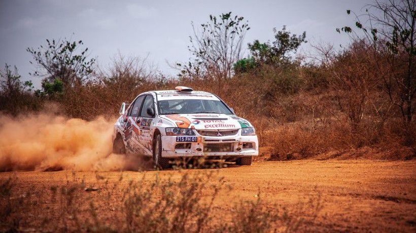 FIA Pure Motorsport The Restart (Ep. 5) - African Rally Championship