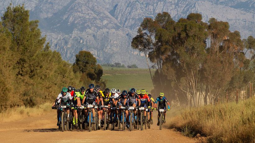 Absa Cape Epic 2021 - Stage 1 - News
