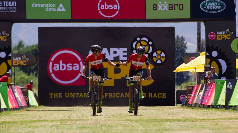 Absa Cape Epic 2021 - Stage 2 - News