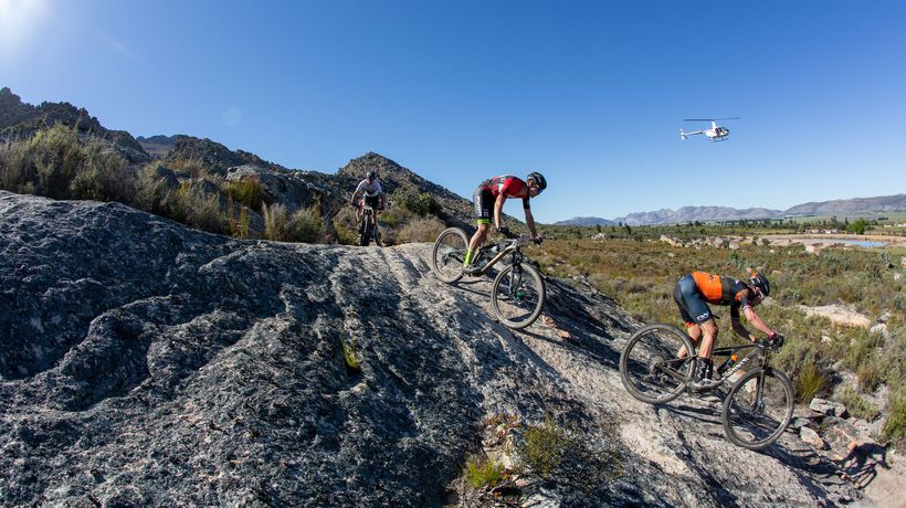 Absa Cape Epic 2021 - Stage 2 - The Story