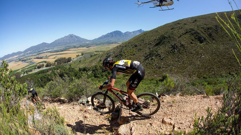 Absa Cape Epic 2021 - Stage 2 - Untamed Action