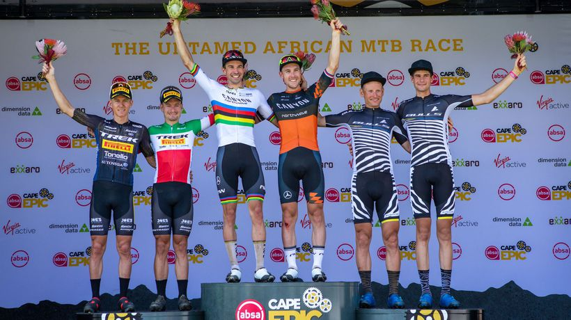 Absa Cape Epic 2021 - Stage 3 - News