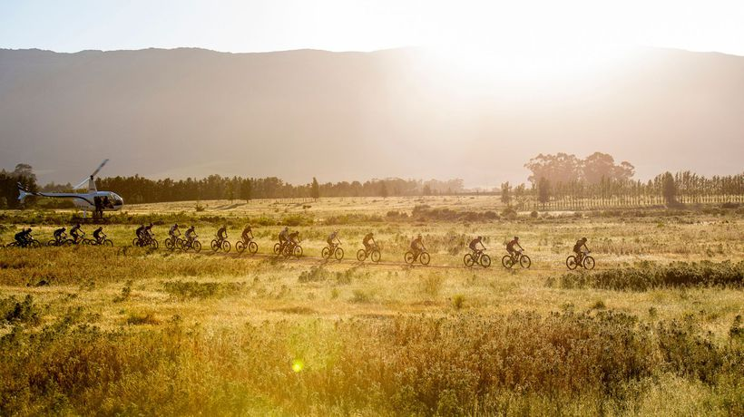 Absa Cape Epic 2021 - Stage 3 - The Story
