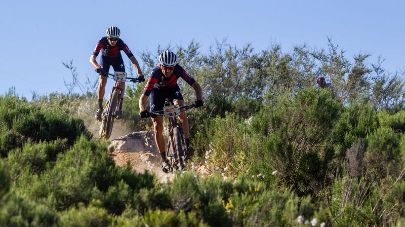 Absa Cape Epic 2021 - Stage 3 - Untamed Action