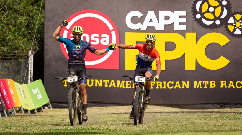 Absa Cape Epic 2021 - Stage 4 - News