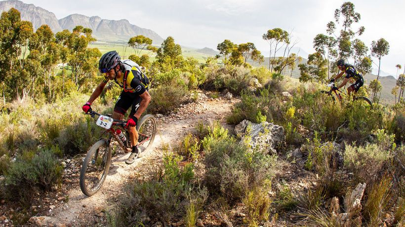 Absa Cape Epic 2021 - Stage 4 - Untamed Action