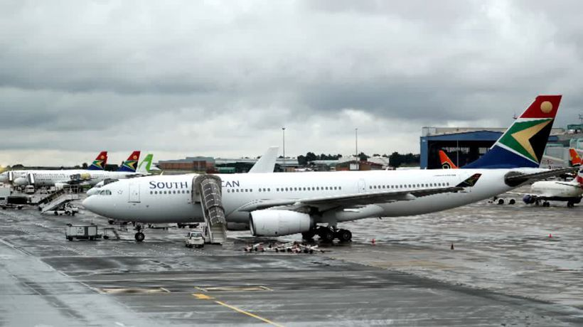 South African Airways agrees deal, unions end strike